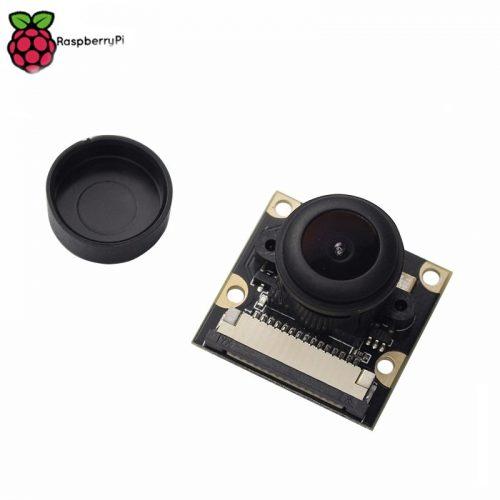 Raspberry Pi 4 Camera Night Version with 150 Degree Wide ...